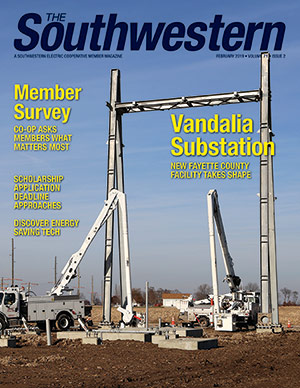 February 2019 Cover